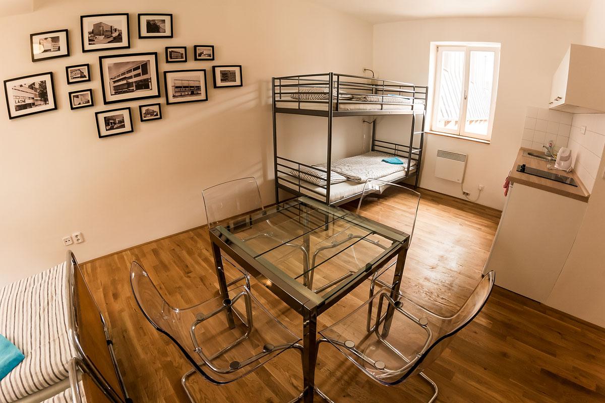 Apartmán Fuchs